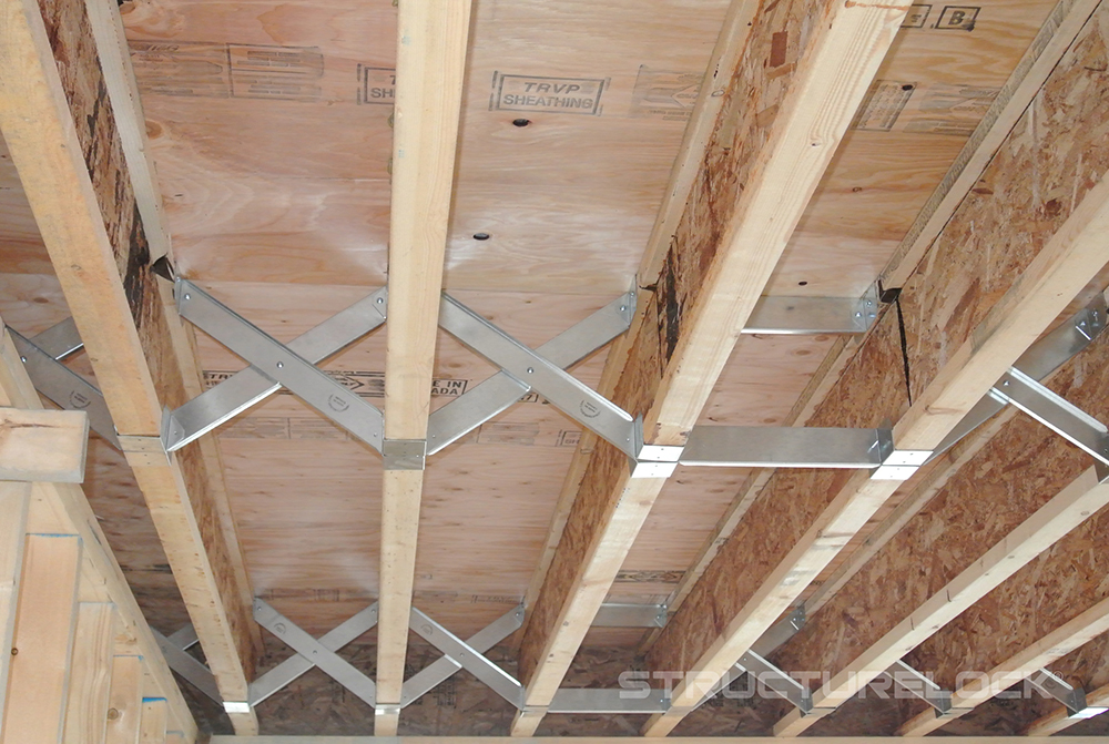 Structure lock gallery alliance structural product sales for Structural floor joists